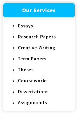 Research proposal for thesis